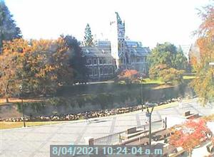 Webcam Clocktower Building Dunedin New Zealand - Webcams Abroad live images